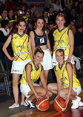 Cheerleaders of Dexia Namur